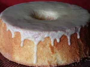 Baked Glazed Sunshine Cake - Greg Patent: The Baking Wizard