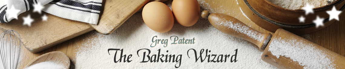 The Baking Wizard header image