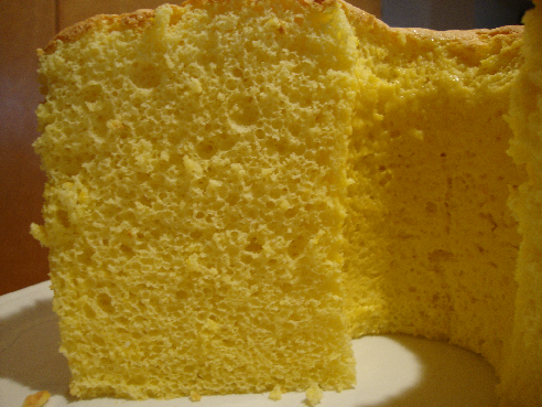 Mildred Knopf's Orange Puff Cake