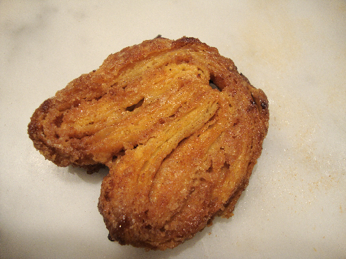 Tips and Recipe: Making Palmiers with Quick Puff Pastry