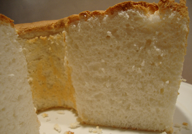 Recipe and Tips: Angel Food Cake
