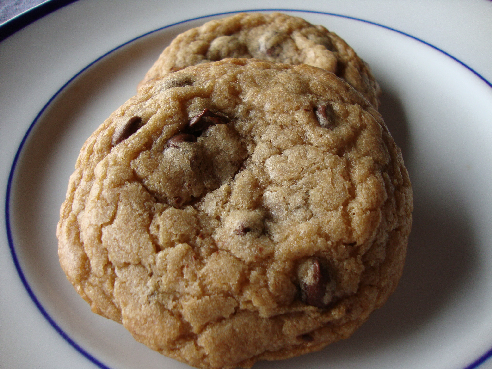 Recipe and Tips: Gluten-Free Chewy Chocolate Chip Cookies