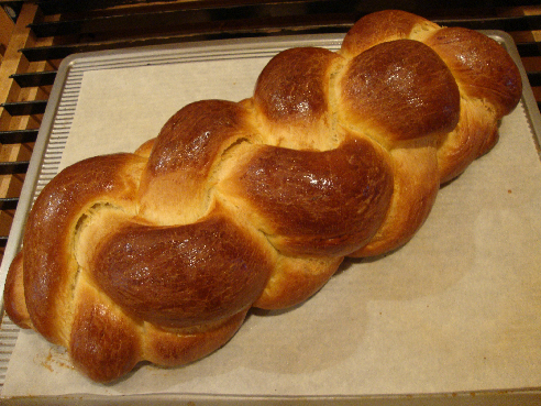Recipe and History: Challah Bread