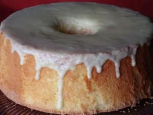 Foam Cakes: Sunshine Cake