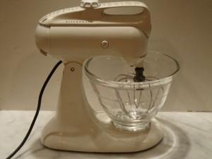 My Vintage KitchenAid Mixer