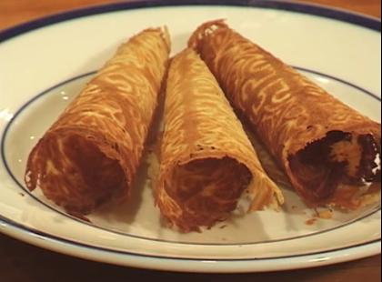 A Baker's Odyssey: Krumkake Recipe