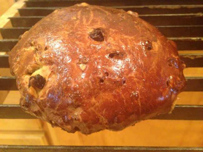 Bisciola : A Legendary Italian Fruit and Nut Bread