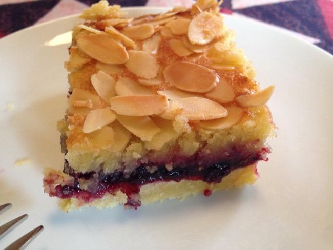 Bakewell Slice from Australia