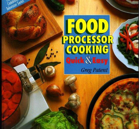 Food Processor Cooking