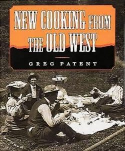 Book Cover image from New Cooking from the Old West