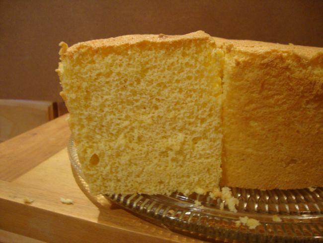 Granny's Passover Sponge Cake