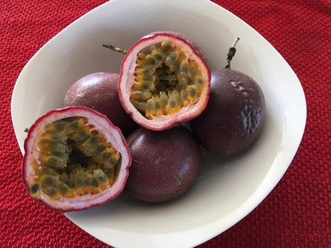 California Passion Fruit Bars