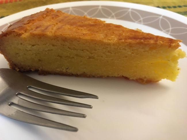 Gâteau Breton. A fabulous Butter Cake from France.