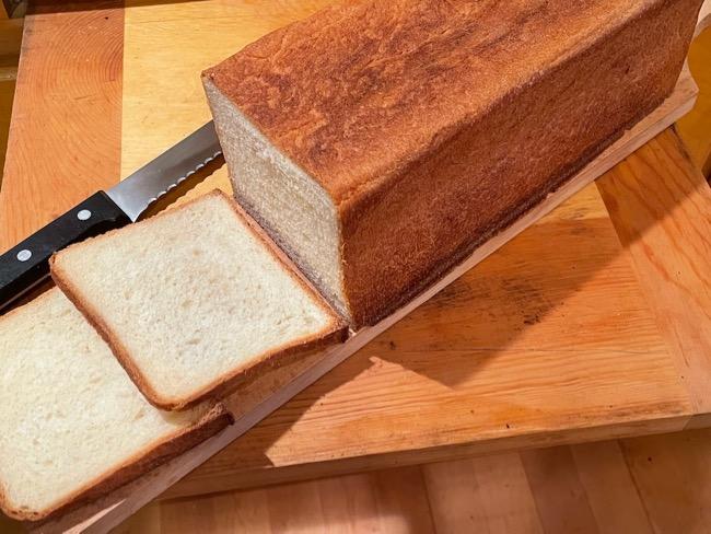 Pain de Mie Loaf Greg Patent